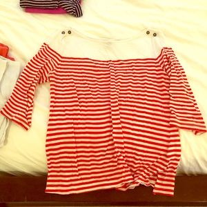 Old Navy Striped 3/4 Sleeved Top (5 for $15)